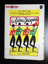 Livre disque Les frères Jacques Philips 1968
