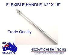 "1/2"" Drive Socket Flex Handle 15"" 12.5x375mm Breaker Bar"