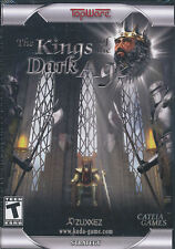 The KINGS OF THE DARK AGE Rome Strategy PC Game NEW BOX