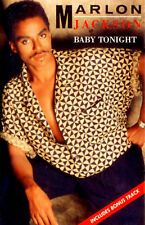 MARLON JACKSON Baby Tonight tape 1987 Jacksons
