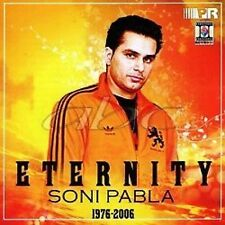 SONY PABLA - ETERNITY - BRAND NEW BHANGRA CD SONGS