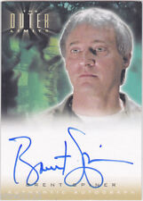 Outer Limits Sex Cyborgs & Science Fiction A2 Brent Spiner Autograph Star Trek
