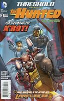 Threshold #3 The Hunted Comic Book Captain Carrot 2013 New 52 - DC