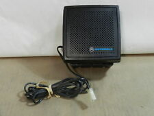 Motorola HSN4018B External Speaker for Astro Spectra Radios