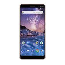 NOKIA 7 Plus Dual-Sim Smartphone, LTE 64GB Android 8 6Zoll schwarz kupfer T3421