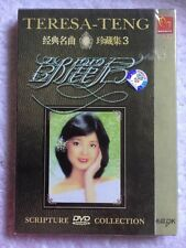 Teresa-Teng (NEW SEALED DVD) #3 Scripture Collection RARE HTF!