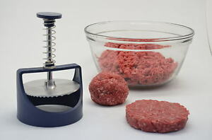 Neat Ideas Quick Press  - Healthy Home-Made Burgers! Burger Press