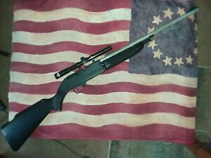 66 POWERMASTERS BB GUN .177cal. (4.5mm)Pellet BBcal. (4.5mm) DAISY 4x15 SCOPE