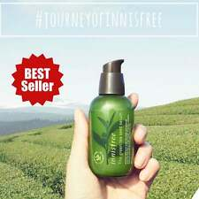 INNISFREE The Green Tea Seed Serum 80ml dry stressed skin BUY ONE GET ONE 40%OFF