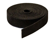 """3/4"""" Inch Roll Hook and Loop Reusable Cable Ties Wraps Straps 5M 15ft"""