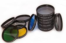 13pc Camera Lens Filter set for NIKON D50 D60 D70S D3000,D3100 D3200 D300S,D5200