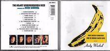 CD 11T THE VELVET UNDERGROUND & NICO (ANDY WARHOL) 1996 EUROPE 531 250- 2 TBE