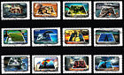 France 2010 Water Festival Complete Set of Stamps P Used S/A