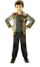 Boys Classic Finn Star Wars Space Film World Book Day Fancy Dress Costume,Medium