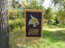 TEXAS TECH,  EMBROIDERED HOUSE FLAG BY EVERGREEN