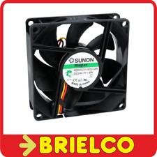 VENTILADOR TERMOPLASTICO 24VDC 1.8W 80X80X25MM 3200 ROTAC/MIN 3 CABLES BD11366