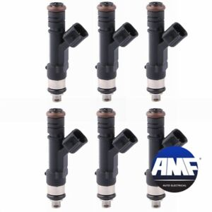 Set of 6 Fuel Injector for Jeep Liberty Grand Cherokee Dodge Ram 1500 3.7L -