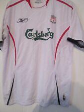 Liverpool 2005-2006 Away Football Shirt Size Large adult jersey trikot /42072