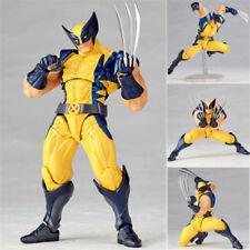 Kaiyodo X-MEN Wolverine No.005 Logan AMAZING YAMAGUCHI Action Figur Figuren IB
