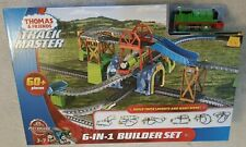 Thomas & Friends TrackMaster 6-in-1 Track Play Set with Percy Motorised Figure