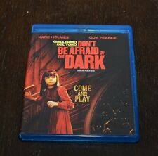 Don't Be Afraid of the Dark (Blu-ray/DVD, 2012, Canadian; Includes Digital Copy)