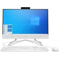 HP 22 Series 21.5 Todo en Uno Computadora De Escritorio Amd Athlon 3050U 4GB Ram 256GB ss