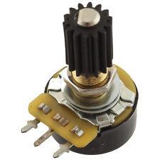 Original Dunlop Univibe UV1FC 10K Wah Potentiometer with GearECB242