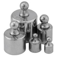 5pcs Calibration Weight Set 1g 2g 5g 10g 20g Precision Balance Scale Tool Kit