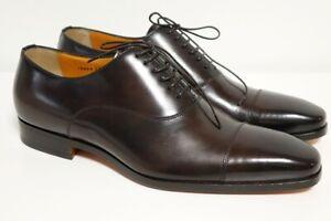 SANTONI Schuhe Herrenschuhe Businessschuhe - GR. 7,5 (41,5) - NEU/OVP