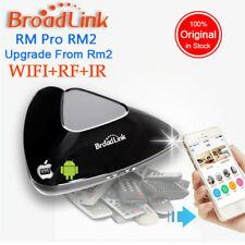 2017 Fassung Broadlink RM Pro RM03, Smart Home Automatisierung WIFI+IR+RF
