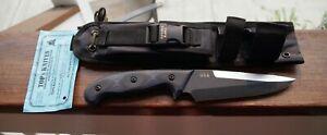 Tops Knives Dakota Drifter Knife. Unused with Cert. auth.