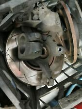 Ford FOCUS XR5 LV TURBO - Front and rear performance rotors calipers and hubs