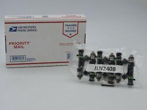 JLN240B (SET OF 6) Fuel Injectors OEM BOSCH MITSUBISHI OUTLANDER 3.0L 2007-2013