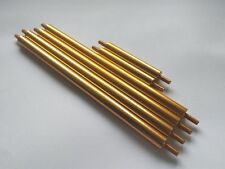 gold alloy steering ROD for tamiya Clodbuster Super Clodbuster Bullhead 6pcs