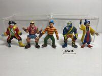 Sungold Monster Freddy krueger, Pirate etc Figure Knock or BOOTLEG Bundle 80's