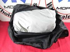 DODGE CHALLENGER HELLCAT Widebody Stormproof Gray w/Logo Car Cover NEW OEM MOPAR