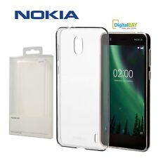Custodia Cover Originale Nokia CC-104 Back Case Trasparente Per Nokia 2