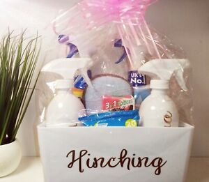 Mrs Hinch Inspired Cleaning Gift Set Hamper Hinching Box Present Idea