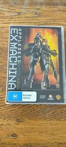 Appleseed Ex Machina (2007) 2-Disc Special Edition | PAL Region 4 DVD | Like New