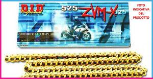 DID CATENA 525ZVMX PER KTM Adventure 990 11-13 G/G 118 MAGLIE