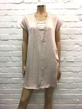 Blush Pretty As A Picture Dusky Pink Tunic Dress Size S RRP £265