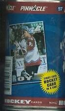 1997/98 PINNACLE INSIDE SEALED TIN PATRICK ROY