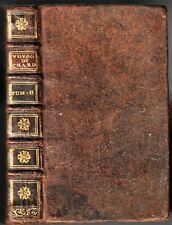 VOYAGES de Mr le Chevalier CHARDIN en PERSE de PARIS à ISPAHAN Éd Osmont 1723 T2