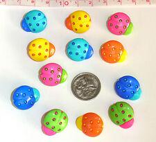 Novelty Buttons Cute Bugs # 61