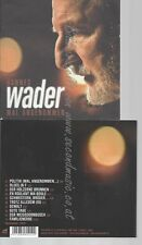 CD--HANNES WADER --ANGEKOMMEN