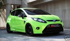 "Ford Fiesta MK7 - Paraurti Anteriore ""Focus RS look"" NO FENDINEBBIA 2008-2013"