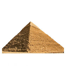 EGYPTIAN PYRAMID Great Khafre Giza CARDBOARD CUTOUT Standee Standup Poster Prop