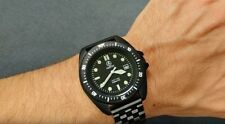 COOPER SUBMASTER PVD SAS SBS MILITARY DIVERS WATCH w/ UPGRADED ENGINEER BRACELET