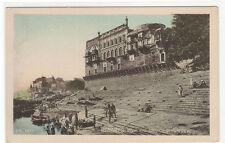 Raja Rai Sing Observatory Benares India 1910s postcard