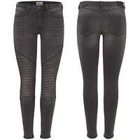 HERRLICHER Damen Jeans PITCH SLIM 5303 DB840 671 tempest schwarz Denim Stretch